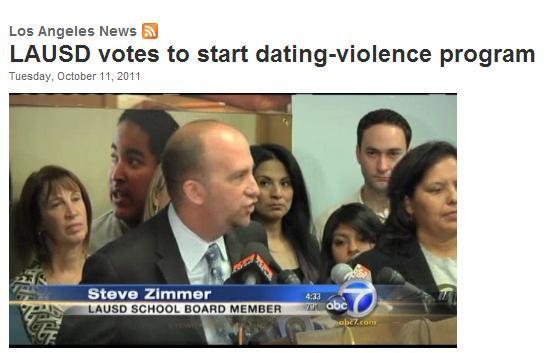 News coverage of LAUSD policy changes highlights Start Strong ally Steve Zimmer